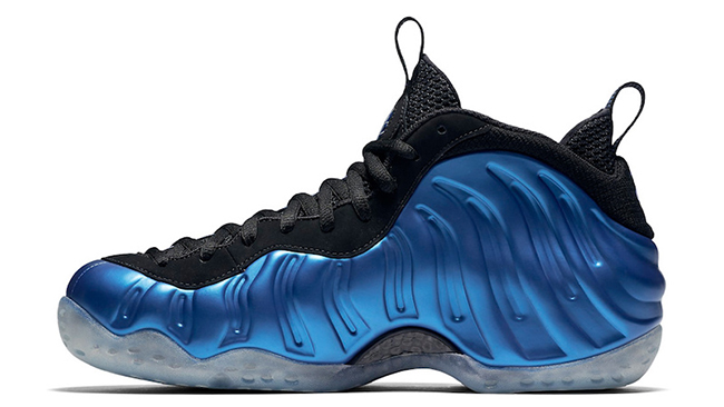 OG Royal Nike Foamposite One 2017