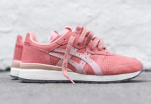 Onitsuka Tiger Alliance Terracotta Coral