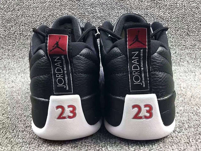 Playoffs Air Jordan 12 Low Release Date