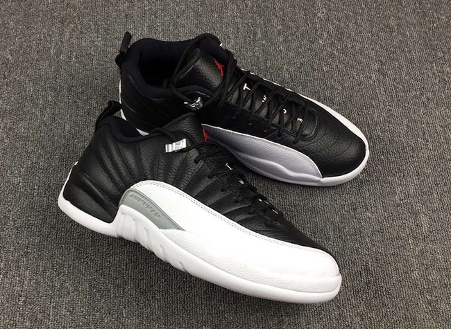 fb8158d1ab9aba Playoffs Air Jordan 12 Low Retro 2017
