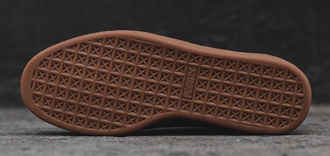 Puma Basket Mid GTX Select Black Gum