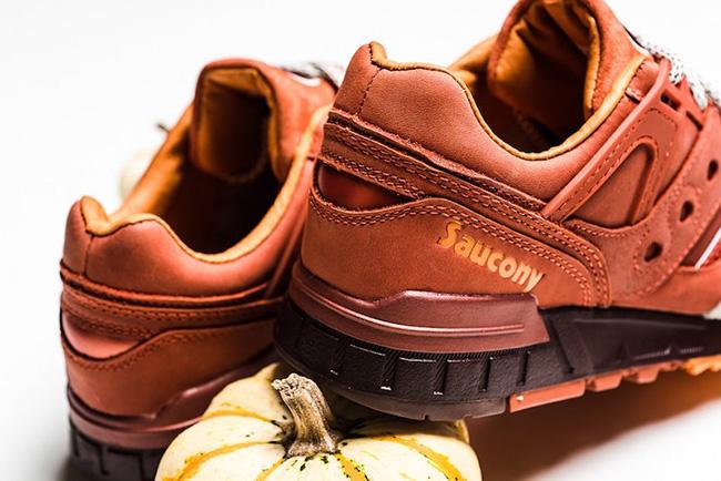 Saucony Pumpkin Spice