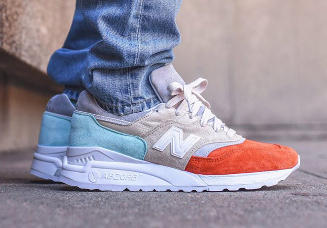 Ronnie Fieg New Balance 997.5 Cyclades