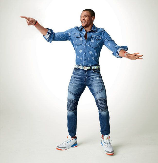Russell Westbrook Brand Clothing