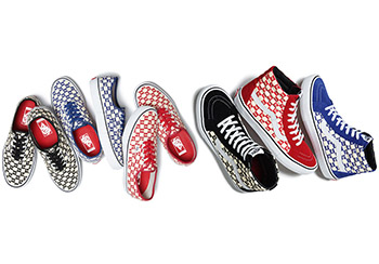 Supreme Vans Checkerboard