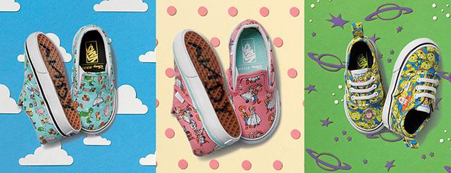 Vans Toy Story Toddlers Kids
