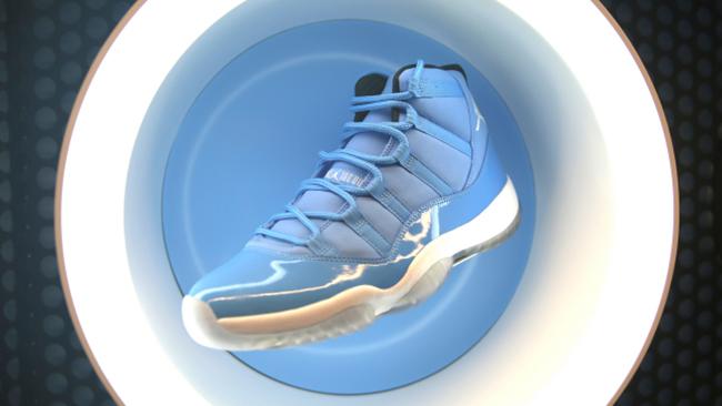 UNC Air Jordan 11