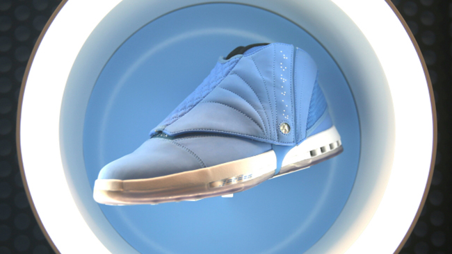 UNC Air Jordan 16