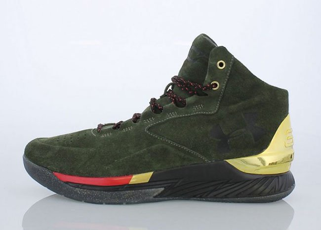 Under Armour Curry 1 Lux Gucci