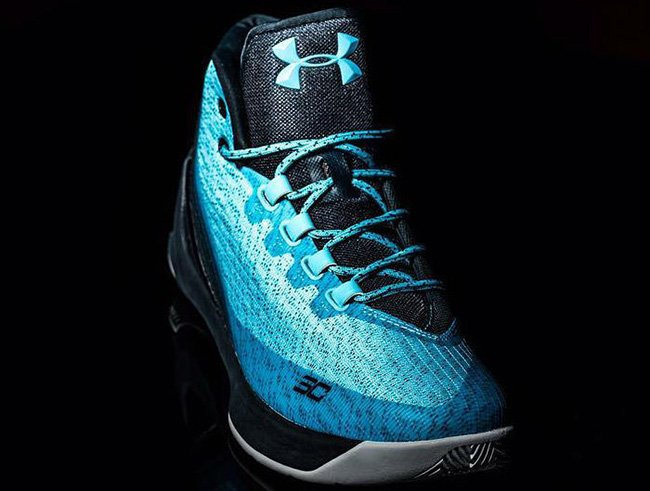 Under Armour Curry 3 Blue