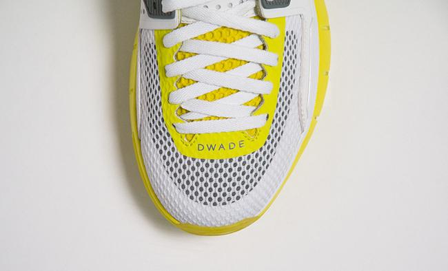 White Volt Li-Ning Way of Wade 5