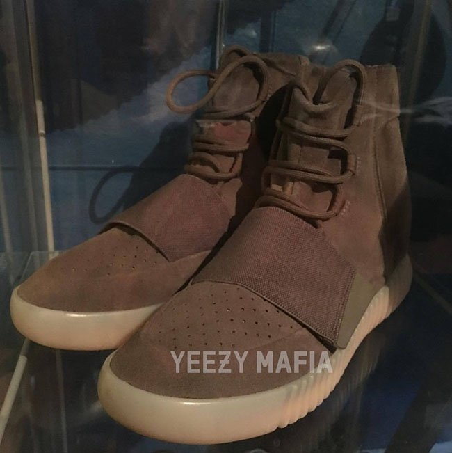 Yeezy 750 Boost Light Brown Release