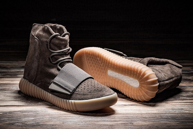 Yeezy Boost 750 Light Brown Chocolate Release