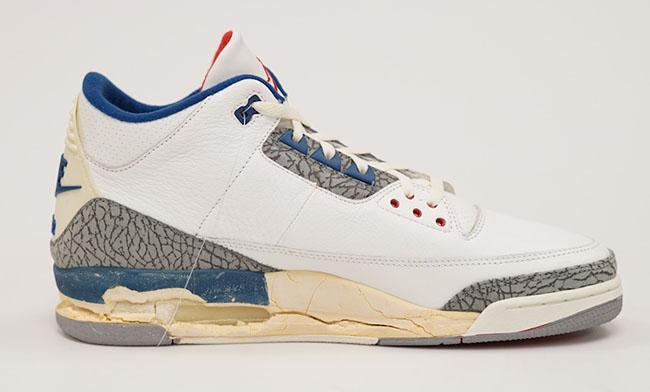Air Jordan 3 Original 1988 Nike Air Max Walking Shoe Rack