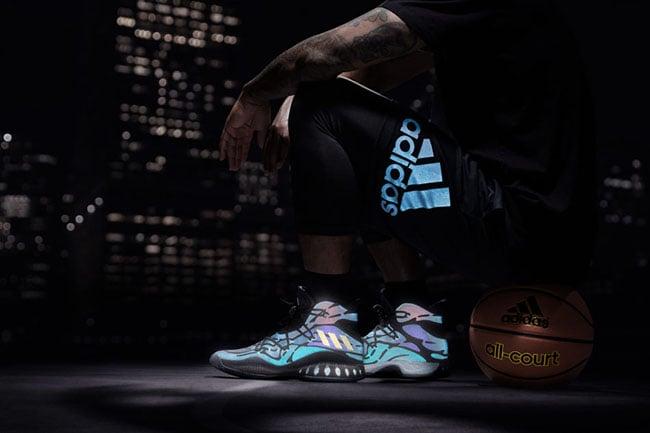 adidas Basketball XENO 2016 Collection Crazy Explosive