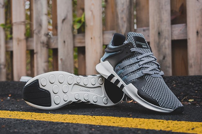 adidas EQT Support ADV Grey Core Black