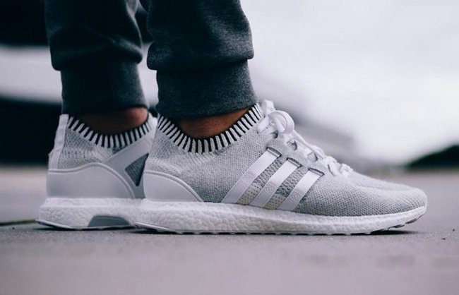 adidas EQT Support Ultra Boost Primeknit On Feet