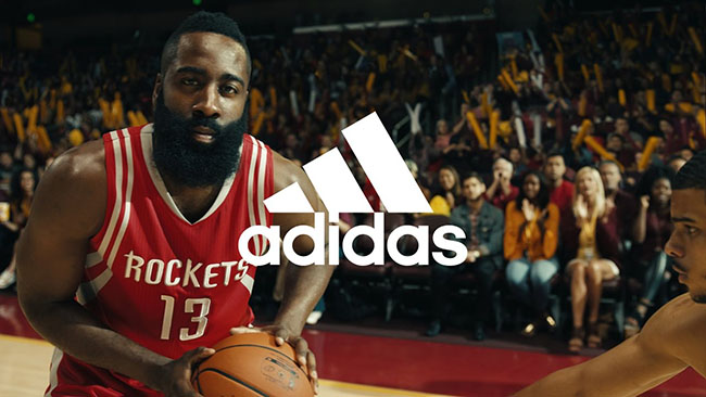 adidas James Harden Defense Ad