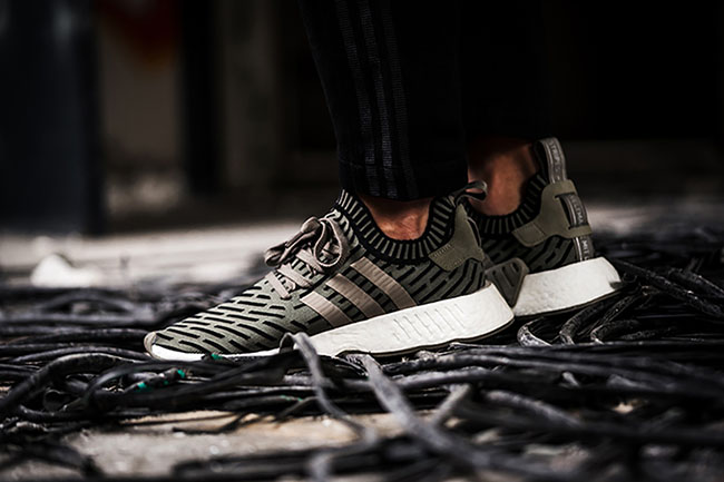 adidas NMD R2 On Feet