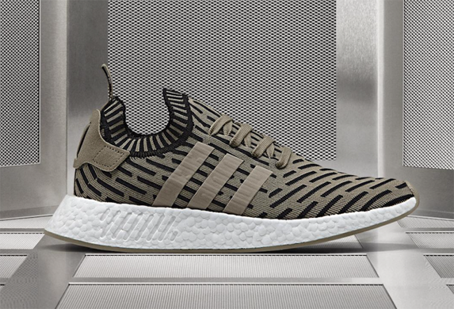 Wings horns x Adidas NMD R2 Leather