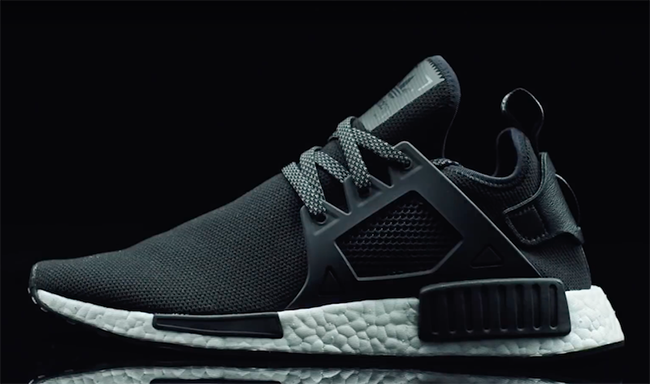 1bd7e7fdc6960 NMD XR1 PK YEEZY PIRATE BLACK UNBOXING