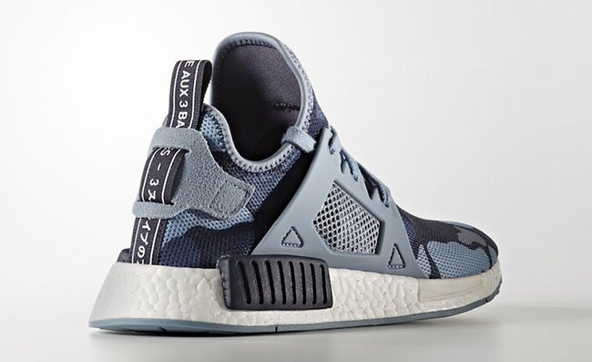 adidas NMD XR1 Blue Camo Release Date