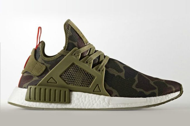 adidas NMD XR1 Green Camo Release Date
