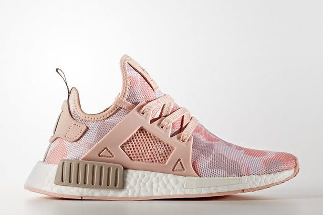 adidas NMD XR1 Pink Camo Release Date