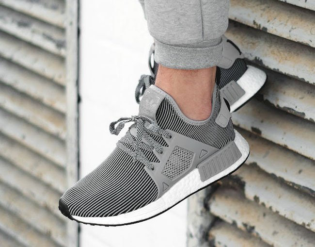 adidas Originals NMD XR1 Primeknit Men's Running Shoes