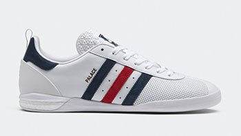 adidas Palace Indoor Boost White