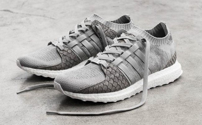 adidas Pusha T King Push EQT Grayscale