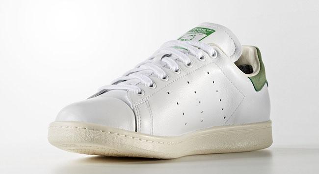 adidas Stan Smith Gore-Tex White Green