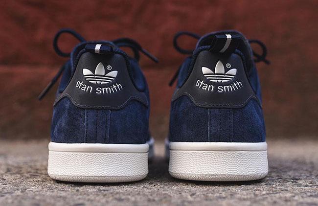 adidas Stan Smith Navy Suede