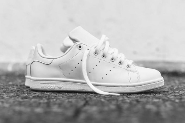 b9083f814e56 adidas Stan Smith Triple White