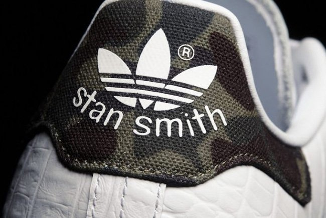 adidas stan smith camouflage
