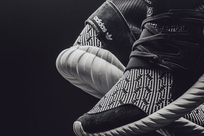 adidas Tubular Doom Primeknit Core Black