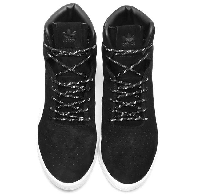 adidas Tubular Instinct Black Suede S80085