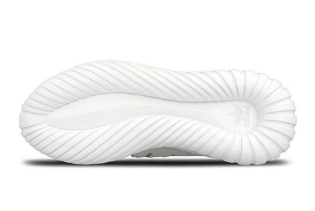 adidas Tubular Radial Primeknit Vintage White