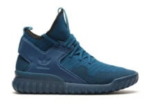 adidas Tubular X Primeknit Tech Steel Blue