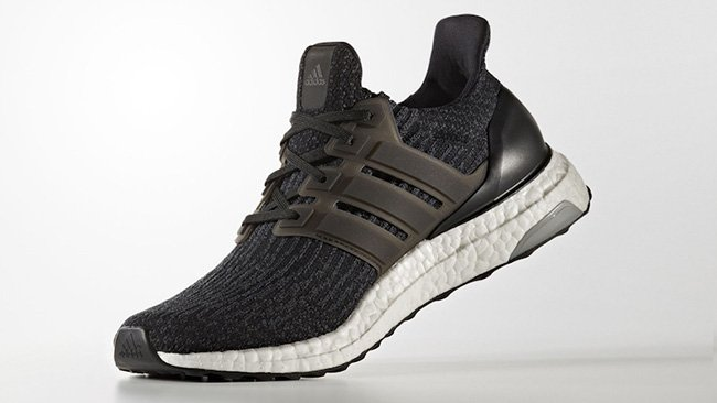 adidas Ultra Boost 3.0 Black White