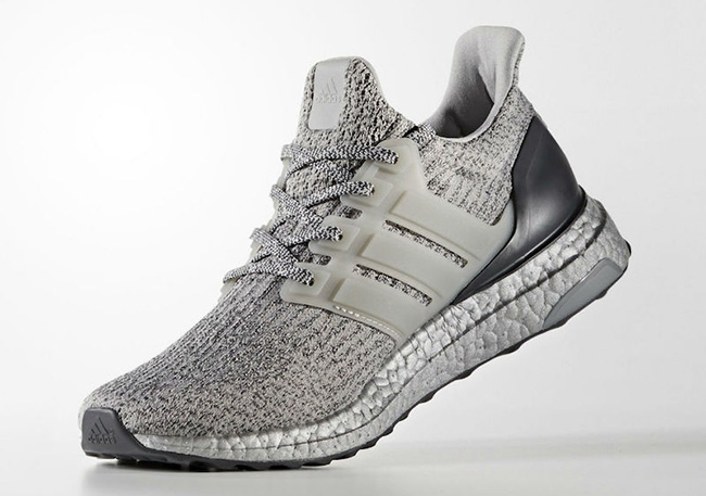 Adidas Ultra Boost 3.0 Silver Extorted