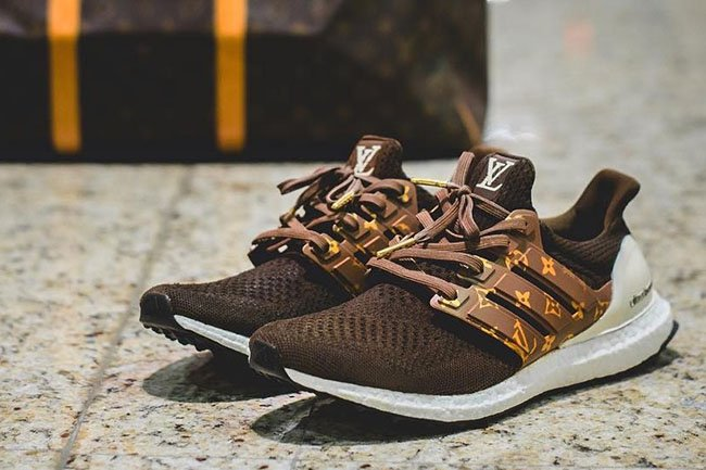 Adidas Ultra Boost Louis Vuitton Custom