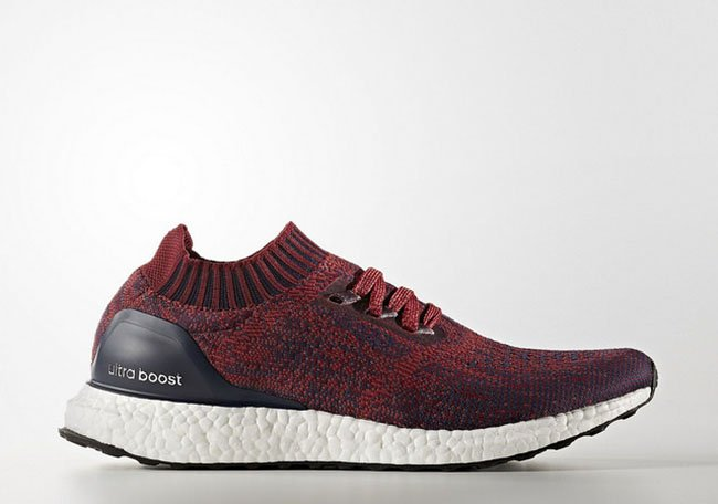 adidas Ultra Boost Uncaged Burgundy