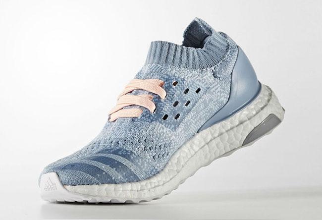 adidas Ultra Boost Uncaged Light Blue Womens