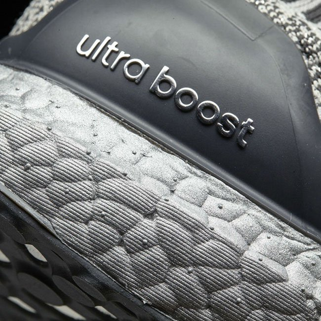 adidas Ultra Boost Uncaged Metallic Silver