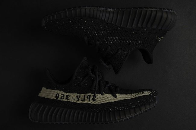 adidas Yeezy 350 Boost V2 Green November 23 Release