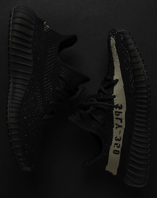 Yeezy Boost 350 V2 Black Red Pre Order Guaranteed Pair