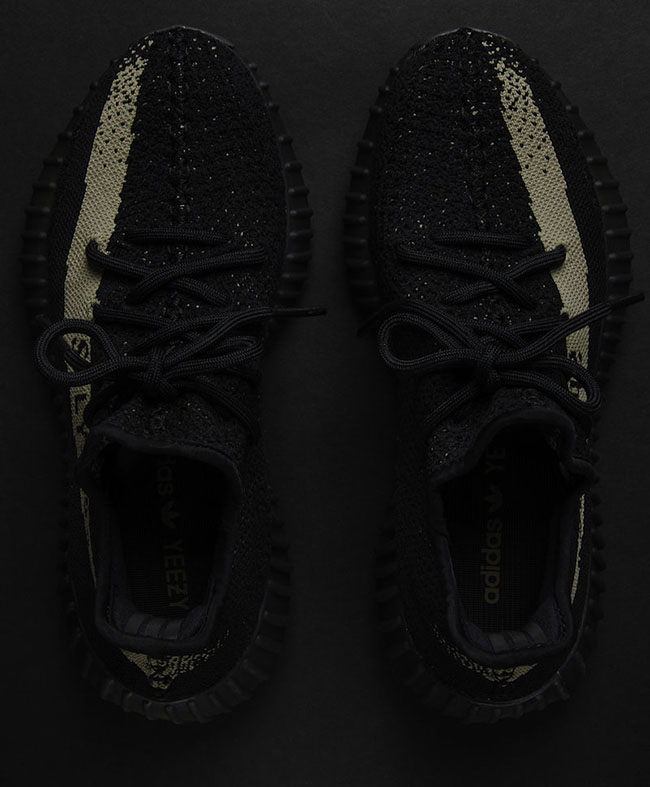 892301b9e8ac4 adidas Yeezy Boost 350 V2 Black Green BY9611 Release Date