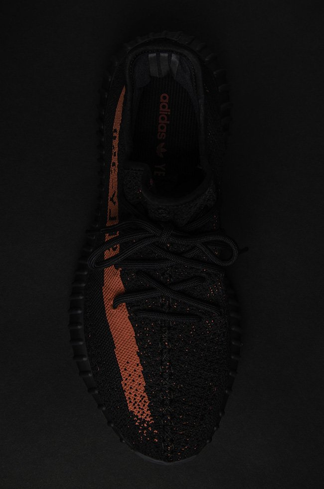 adidas Yeezy Boost 350 V2 Black Red Release