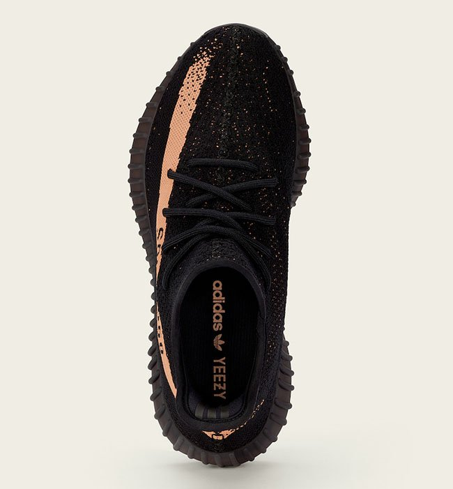 da896cd55 Order  220 Adidas Yeezy Boost 350 V2 Black Copper By1605 Size 9 For ...